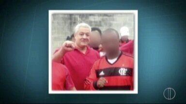 Morador de Petrópolis, RJ, é internado após confusão no jogo entre Flamengo e Palmeiras - Evandro Gatto, de 48 anos, é membro de uma torcida organizada do Flamengo.
