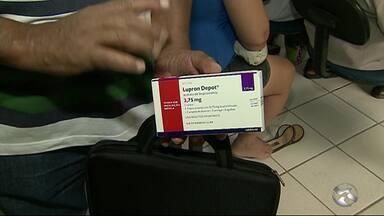 Medicamentos que estavam faltando chegam ao Ceoc - Alguns pacientes pararam o tratamento pela falta de remédios.