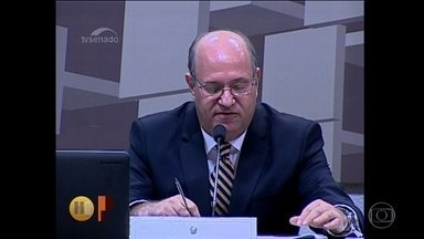 Economista Ilan Goldfajn é o novo presidente do Banco Central - O nome dele foi aprovado, ontem à noite, pelo senado.