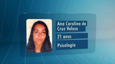 Conheça algumas vítimas do acidente com ônibus - Ana Carolina da Cruz Veloso, que tinha 21 anos e era estudante de psicologia, está entre as vítimas do acidente na Rodovia Mogi-Bertioga que causou a morte de 18 pessoas.