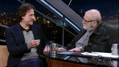 Jô Soares entrevista o astrólogo Oscar Quiroga - Astrólogo argentino, naturalizado brasileiro, estuda a relação entre os astros e a humanidade
