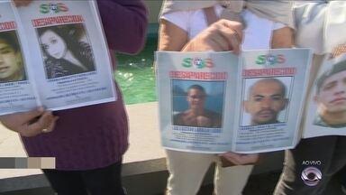 Confira o quadro 'Desaparecidos' desta terça-feira (14) - Confira o quadro 'Desaparecidos' desta terça-feira (14)