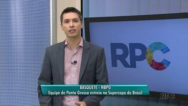 NBPG estreia hoje na Supercopa de basquete - Competição vale vaga na divisão de acesso do NBB, o Novo Basquete Brasil.