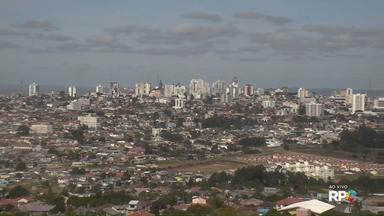 Sol deve continuar nesta tarde nos Campos Gerais - Confira as temperaturas para esta terça-feira