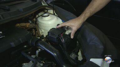 Engenheiro mecânico dá dicas para fazer o carro pegar mais rápido com o tempo frio - Especialista explica porque carros movidos a álcool demoram para dar partida.