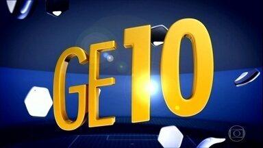 GE 10: Os lances mais interessantes da sétima rodada do Campeonato Brasileiro - GE 10: Os lances mais interessantes da sétima rodada do Campeonato Brasileiro