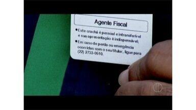 Falsos ficais aplicam multas e notificações em ambulantes de Campos em golpe - Casos devem ser relatados a polícia.