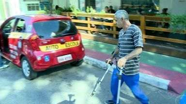 Falta médico perito no Detran-ES - Motoristas reclamam da lentidão.