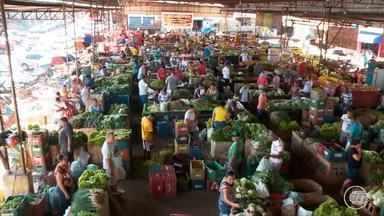 Festas juninas aquecem comércio de alimentos e vestuário - Festas juninas aquecem comércio de alimentos e vestuário