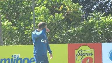 Boletim do Cruzeiro: Apesar do frio, Paulo Bento sua para escalar time sem seis titulares - Boletim do Cruzeiro: Apesar do frio, Paulo Bento sua para escalar time sem seis titulares
