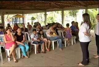 Grupo em Fortaleza discute má formação dos lábios de crianças - Grupo em Fortaleza discute má formação dos lábios de crianças.