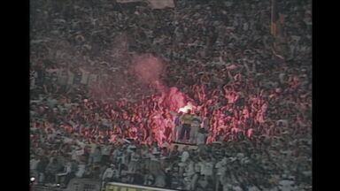 Em 1996, Cruzeiro empata 1º jogo e vence Flamengo no 2º e vai à final da Copa do Brasil - Em 1996, Cruzeiro empata 1º jogo e vence Flamengo no 2º e vai à final da Copa do Brasil