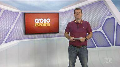 Globo Esporte MA 14-06-2016 - O Globo Esporte MA desta terça-feira destacou a Copa Maranhão sub-15, a passagem da Tocha Olímpica por Barreirinhas e as principais notícias do GloboEsporte.com