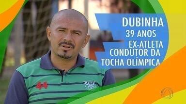 Conheça Dubinha, condutor da Tocha Olímpica em MS - Tem um cara bem conhecido do nosso futebol que está fininho, pronto para conduzir a Tocha Olímpica.