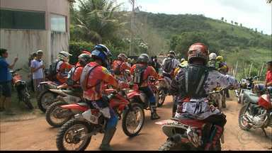 Pilotos dos Nordeste participam da sexta edição da Trilha de Bananeiras - Confira a aventura sobre duas rodas nas serras da Paraíba