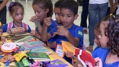 Salipi desperta nas crianças a paixão pela leitura - Salipi desperta nas crianças a paixão pela leitura