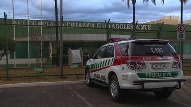 Polícia do DF confirma que três adolescentes estupraram menina de 13 anos - O crime foi no começo do mês, depois de uma festa junina no Park Way.