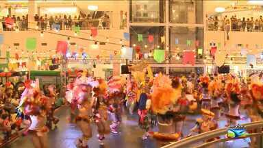Arraial do Imirante anima brincantes em São Luís - Arraial do Imirante anima brincantes em São Luís