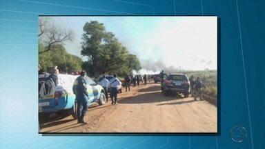 Confronto entre índios e produtores tem um morto e nove feridos em Caarapó, MS - Confronto entre índios e produtores tem um morto e nove feridos em Caarapó, MS