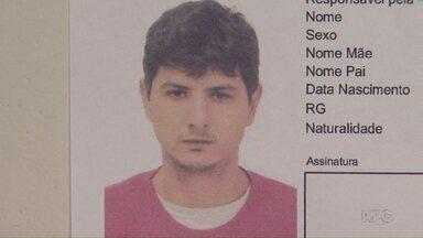 Polícia procura homem suspeito de participar de crime em março do ano passado - Cezar Kovaltecuk de 32 anos, foi indiciado pela prática do crime de homicídio qualificado pelo motivo fútil e impossibilidade de defesa da vítima.
