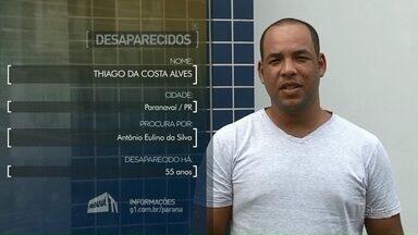 Morador de Paranavaí procura pelo avô que não chegou a conhecer - A última informação que ele teve sobre o avô é de que ele estaria morando em Lucélia, São Paulo.