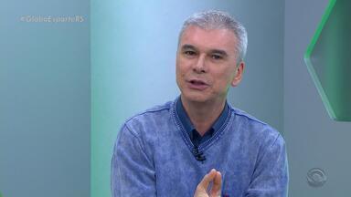 Maurício Saraiva analisa possibilidade de Tite assumir a Seleção Brasileira - Assista ao vídeo.