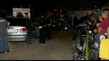 Vendedor de roupas é morto em João Pessoa - O crime foi no bairro José Américo.
