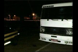 Mulher morre atropelada na BR 285 - O acidente foi no trevo da Cesa em São Luiz Gonzaga