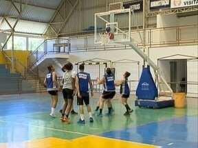 Time de basquete de Venceslau está com ânimo novo para o Campeonato Paulista - Jogadoras estão em busca de mais vitórias.