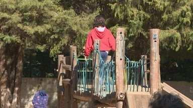 Crianças devem ter horário exclusivo para brincadeiras, diz estudo da Unicamp - Pesquisa foi realizado pelo Programa de Integração e Desenvolvimento da Criança e do Adolescente.