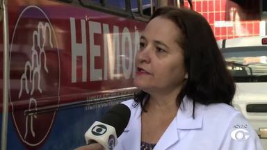 Campanha Junho Vermelho é lançada em Alagoas - Ação tem como objetivo incentivar a doação de sangue.