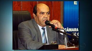 Morre o presidente da Câmara Municipal de Cuiabá Julio Pinheiro - Morre o presidente da Câmara Municipal de Cuiabá Julio Pinheiro.