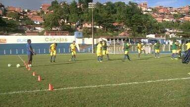 CSA enfrenta o Central de Caruaru no Rei Pelé - Partida acontece às 16h, no domingo (26).