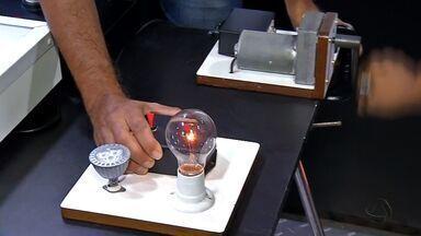 Programa conscientiza escolas sobre consumo de energia elétrica - Programa conscientiza escolas sobre consumo de energia elétrica.