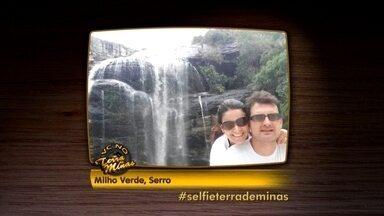 Veja selfies de telespectadores do Terra de Minas - Fotos destacam paisagens e atrações turísticas do estado.