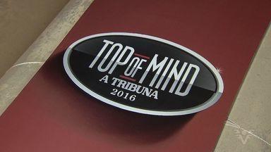"""""""Top Of Mind"""" reúne empresários da Baixada Santista - Evento aconteceu no Teatro Coliseu."""