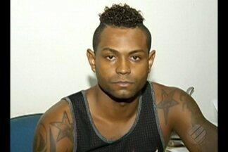 Jogador Jobson foi transferido para presídio de Marabá - Ele foi preso por suspeita do estupro de cinco adolescentes.
