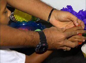 Sala sensorial em Palmas realiza acompanhamento para crianças com necessidades especiais - Sala sensorial em Palmas realiza acompanhamento para crianças com necessidades especiais