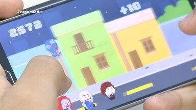 Inspirados no fenômeno da web, 'Carreta Furacão' jovens amazonenses criam game - Personagens e trilha sonora agora estão no mundo dos games.