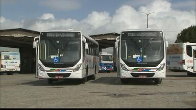 Mudanças nos ônibus que circulam de madrugada em João Pessoa - Até o fim do ano, quem anda de ônibus vai poder acompanhar a localização do veículo por meio de um aplicativo.