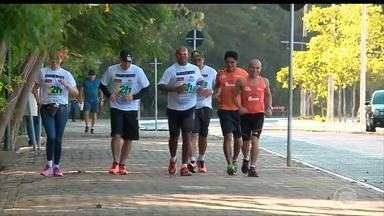 Piauí recebe projeto de ultra maratonista que ajuda crianças com câncer - Piauí recebe projeto de ultra maratonista que ajuda crianças com câncer