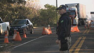 Fronteira Oeste vai ter segurança reforçada para Olimpíadas - Cerca de 40 policiais vão atuar na Operação Olimpíadas.