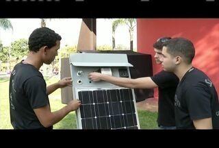 Feira técnica é realizada em Ipatinga - Objetivo é aproximar alunos de cursos técnicos.