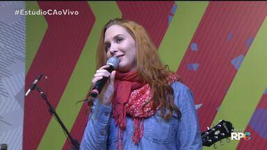 Georgia conta qual foi a melhor apresentação do 'SuperStar' - Veja o papo com a banda de Curitiba no palco do Estúdio C