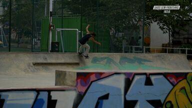 Primeira Geração De Skate Indiana