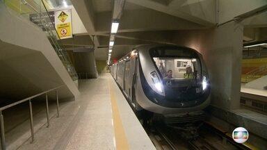 Veja como está ficando a ligação entre a Barra da Tijuca e Ipanema pela Linha 4 do metrô - São 16 km passando por cinco estações em 13 minutos.
