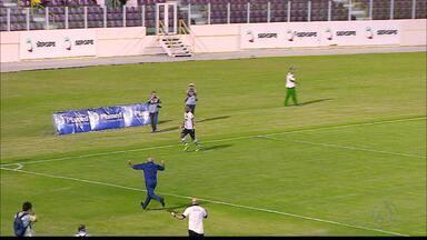 Confiança 1 x 1 Botafogo-PB - Belo arranca empate no fim e chega à vice-liderança do Grupo A da Série C.