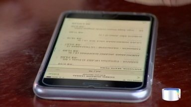 Aplicativos de celular ajudam a fazer economia - Tem gente que controla os gastos com a ajuda da tecnologia.