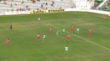 Fora de casa, Tombense é derrotado pelo Juventude - Placar de 3 a 0 marca primeira derrota do time mineiro na Série C do Brasileiro. Equipe de Tombos permanece na 6º posição do Grupo B, com dez pontos.