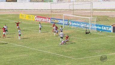Boa Esporte bate a Portuguesa e volta ao G-4 no Grupo B da Série C - Boa Esporte bate a Portuguesa e volta ao G-4 no Grupo B da Série C